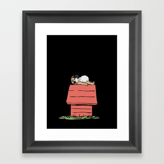PUG HOUSE by huebucket