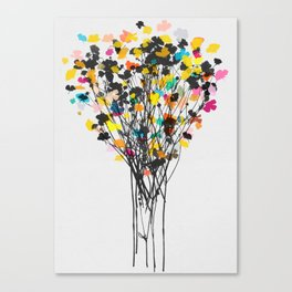 buttercups 1 Canvas Print