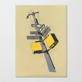 New york 09 Canvas Print