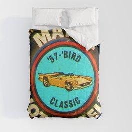 Hot Wheels '57 Bird Classic Comforters