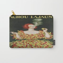 Vintage poster - Cachou Lajaunie Carry-All Pouch