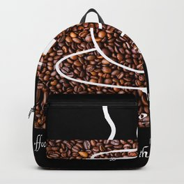 MORE COFFEE PLEASE Backpack