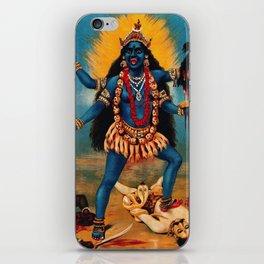 Kali - Hindu iPhone Skin