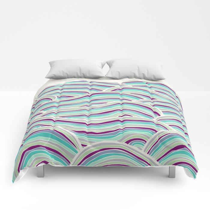 Summer Fields Comforters