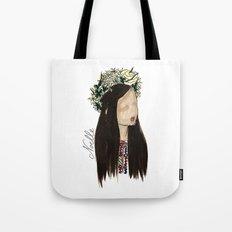 Crown of Roses Tote Bag