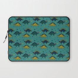 Holiday Stegosaurus Laptop Sleeve
