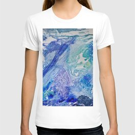 Water Scarab Fossil Under the Ocean, Environmental T-shirt