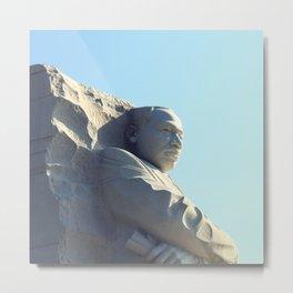 Martin Luther King Junior Memorial Metal Print