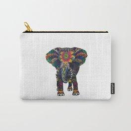 Spiritual Elephant Carry-All Pouch