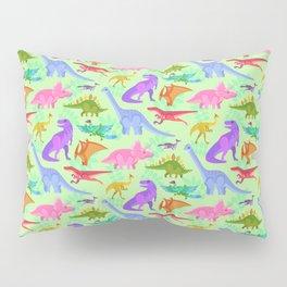 Dinos! Pillow Sham