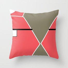 Pocketbook Throw Pillow