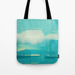 Creating A New Skyline Tote Bag