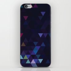 Simple Sky - Midnight iPhone & iPod Skin