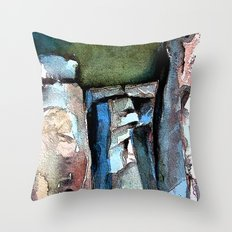 Stonehenge Throw Pillow