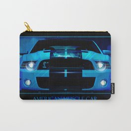 Mustang Shelby GT500 2013 Carry-All Pouch