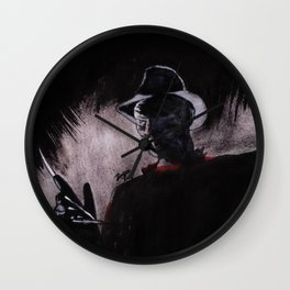 You Must Be Dreaming Wall Clock
