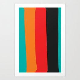 Mexico - By SewMoni Art Print