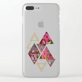 Purple Fall #society6 #decor #buyart Clear iPhone Case