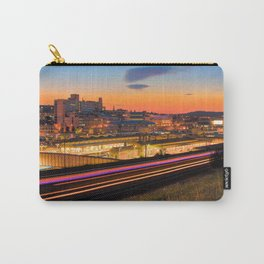 Sheffield at Night Carry-All Pouch