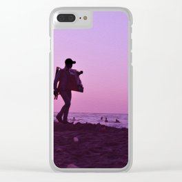 The seller x2 Clear iPhone Case