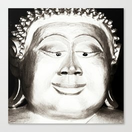 Esotropic Buddha Canvas Print