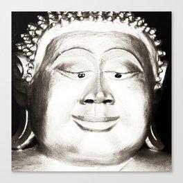 Esotropic Buddha Canvas Print