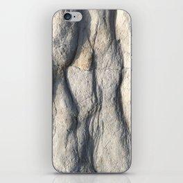 Rock Face iPhone Skin