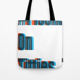 #PissinOnTitties Tote Bag