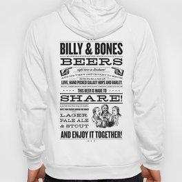 Billy & Bones Hand Crafted Beer Hoody