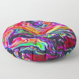 Shining City on the Hill Floor Pillow