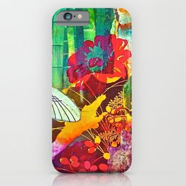 Courtship iPhone Case