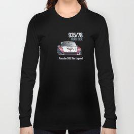 Porsche 935/78 Moby Dick Long Sleeve T-shirt