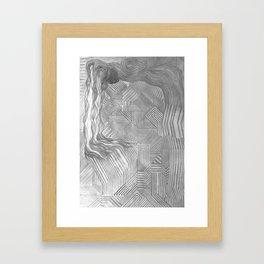 Graphit Elements - Bar Framed Art Print