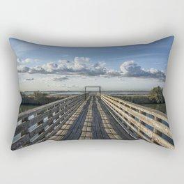 THE PONTILE Rectangular Pillow