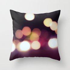 Sweet Sparkles Throw Pillow