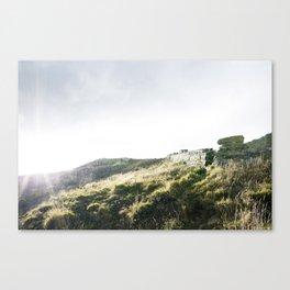 Bray to Greystones Canvas Print