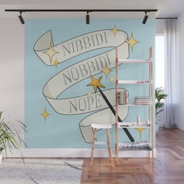 The Magic Word Wall Mural