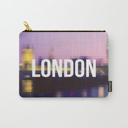London - Cityscape Carry-All Pouch