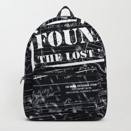 Everybody Lives Love Forever? Backpack