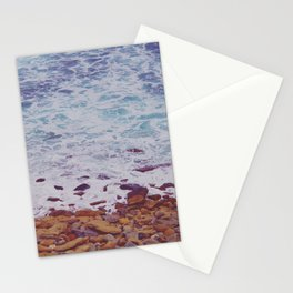 Rocky Tide Stationery Cards