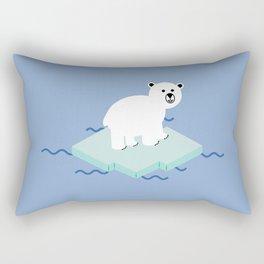 Snow Buddy Rectangular Pillow