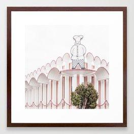 Pretty in Pink 2 Framed Art Print
