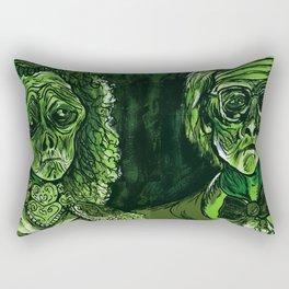 """""""Beetle-geuse"""" #2 Rectangular Pillow"""