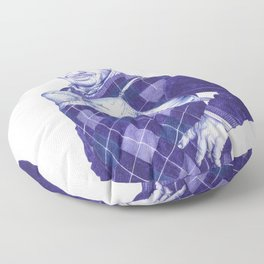 The Manzier Floor Pillow