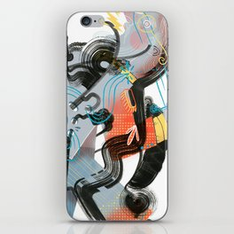 Doubt iPhone Skin