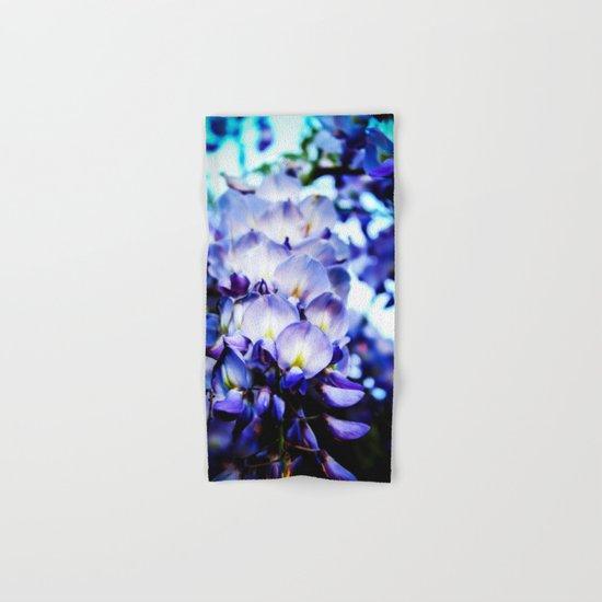 Flowers magic 2 Hand & Bath Towel