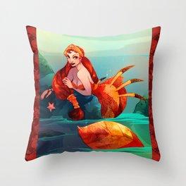 Saleen Throw Pillow