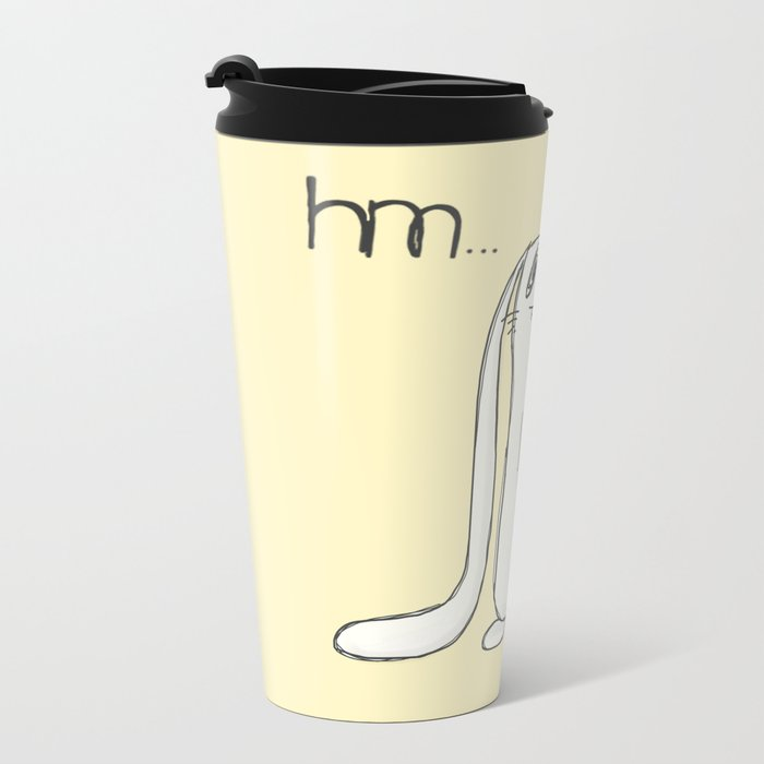 Hm... Metal Travel Mug