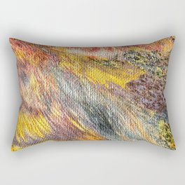 abstract?? Rectangular Pillow