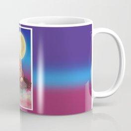Dragon lullabye in red Coffee Mug